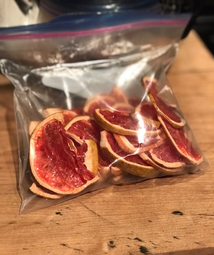 How to Dehydrate Grapefruits- The Homestead Kings