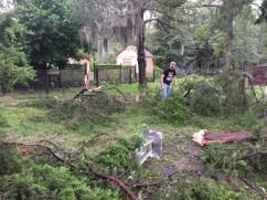 How To Prepare Your Homestead For A Hurricane, If You Decide To Stay by The Homestead Kings